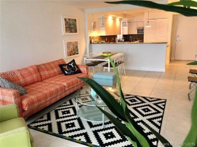 Miami Beach: 2/2.5 Furnished apartment (Collins Ave., 33139)
