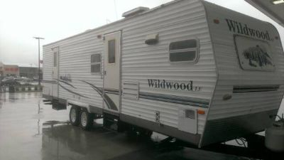 WILDWOOD-TRAVEL TRAILER