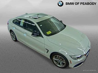 Used 2015 BMW 4 Series 4dr Sdn AWD Gran Coupe
