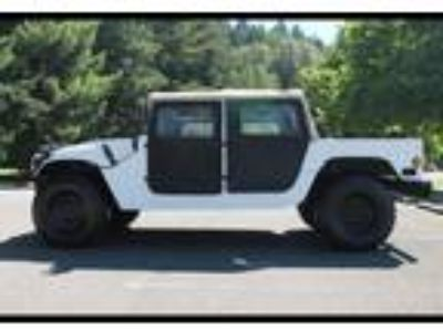 1988 Hummer H1 /AM General M998 HMMWV 4 Door Soft Top