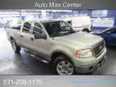 2006 Ford F-150 XLT 4dr SuperCrew 4x4 Triton 5.4L V8 300hp 365ft. lbs.