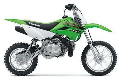 2020 Kawasaki KLX 110L Motorcycle Off Road North Reading, MA