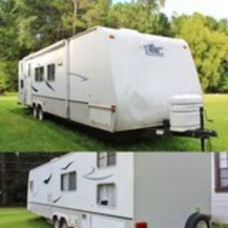2006 Kodiak by Dutchmen 30ft double bunkhouse camper