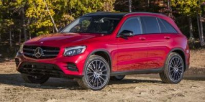2018 Mercedes-Benz GLC GLC 300 (Blue)