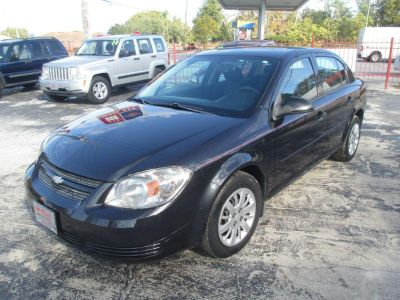 2010 Chevrolet Cobalt LT (Black)