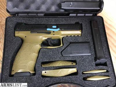 For Sale: H&K VP9LE FDE 9mm