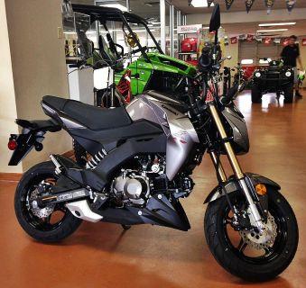2017 Kawasaki Z125 Pro Sport Motorcycles Arlington, TX