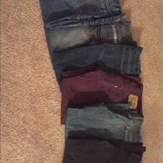 Size 10/12 Boys Jeans