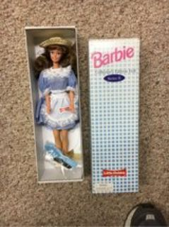 little Debbie collector s Barbie