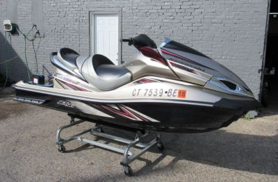2013 Kawasaki Jet Ski Ultra 300LX 3 Person Watercraft New Haven, CT