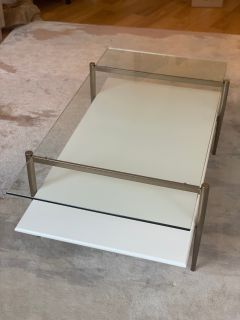 Art Display Coffee Table