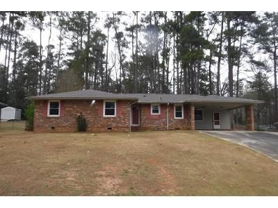 3 Bed 3 Bath Foreclosure Property in Augusta, GA 30909 - Hillwood Cir