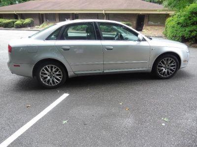 2008 Audi A4 2.0T quattro (Silver)