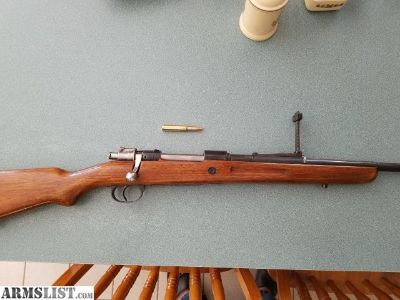 For Sale: M43 SPANISH MAUSER