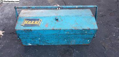 Early Hazet tool box 804
