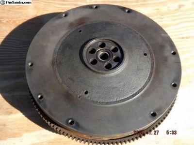 Porsche 911 Clutch, Pressure Plate and Flywheel
