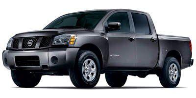 2005 Nissan Titan XE (Red Brawn)