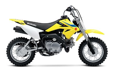 2018 Suzuki Motor of America Inc. DR-Z70 Competition/Off Road Motorcycles Winterset, IA