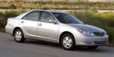 2004 Toyota Camry SE (Green)