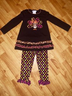 4T Thanksgiving Outfit