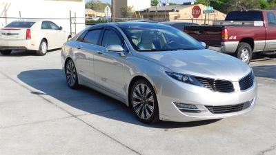 2016 Lincoln MKZ Black Label (Silver)