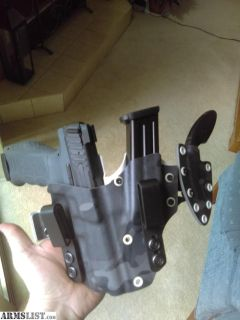 For Sale: HK VP9 LE gray with TacLabs holster