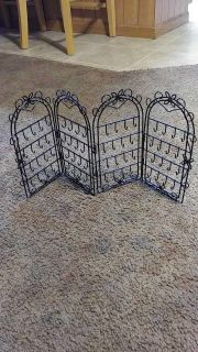 Earring and jewelry holder