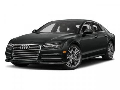 2018 Audi A7 Prestige (Gray)