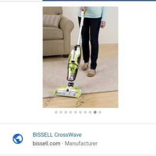 Bissell crosswave **LOOKING FOR**