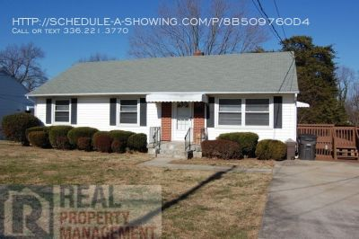 Konnoak Ranch 3BR/2BA w/Hardwoods & huge side deck