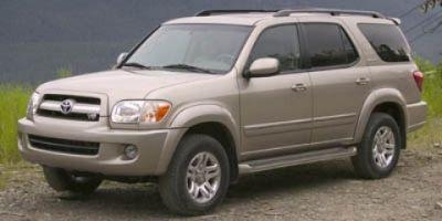 2005 Toyota Sequoia SR5 ()