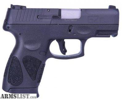 For Sale: Taurus G2C