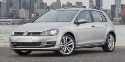 2015 Volkswagen Golf (PURE WHITE)