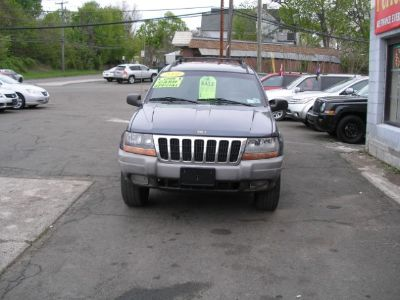 2001 Jeep Grand Cherokee Laredo (Blue)