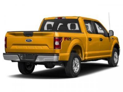 2019 Ford F-150 (School Bus Yellow)