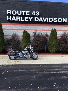 2014 Harley-Davidson Heritage Softail Classic Cruiser Motorcycles Sheboygan, WI