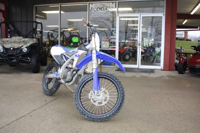 2016 Yamaha YZ450F Motocross Motorcycles Franklin, OH