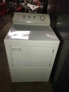 Maytag Oversized Capacity Electric Dryer