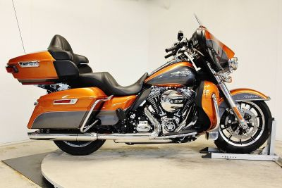 2016 Harley-Davidson Electra Glide Ultra Classic Low Touring Motorcycles Pittsfield, MA