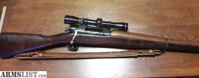 For Sale: Remington 1903A3