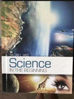 Science in the beginning - Great condition