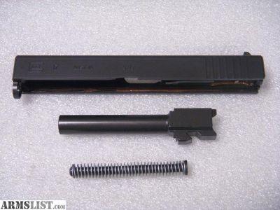 Want To Buy: Glock 17 gen3 Slide