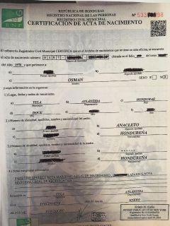 TRADUCCIONES CERTIFICADAS DE DCOUMENTOS LEGALES Y ACADEMICOS