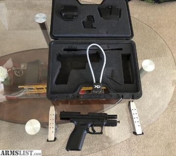 For Sale: Springfield XD 40 cal