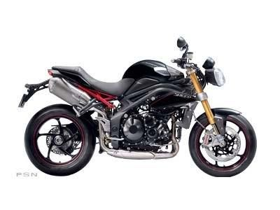 2013 Triumph Speed Triple R ABS Sport Motorcycles Lake Park, FL