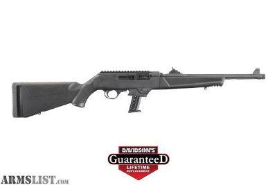 For Sale: Ruger PC Carbine