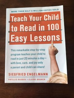 Teach Your Child to Read in 100 Easy Leasons
