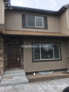 Newly Built Townhome in Rexburg