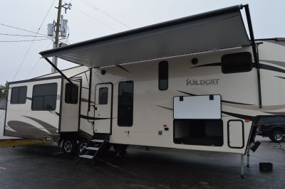 2018 Forest River Wildcat East 383MB