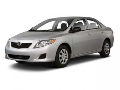 2010 Toyota Corolla Base (Gray)